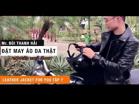 [Tập 7 Leather Jacket For You] Mr Thanh Hải Mua áo Da để Hợp Với Xe Biker