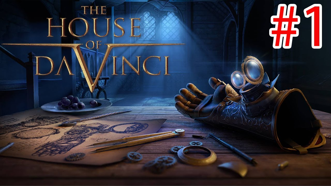 The House Of Da Vinci Walkthrough Gameplay Ios