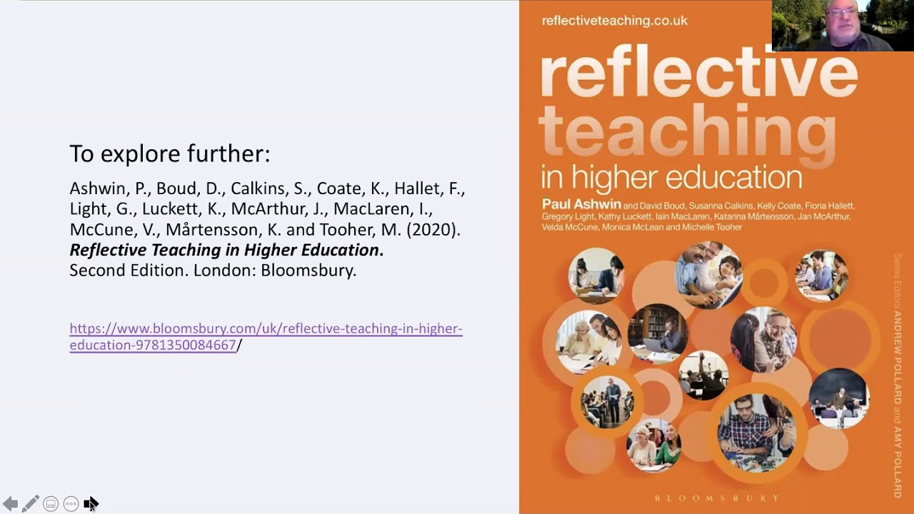 Webinar: The challenges of research and publishing in learning and teaching in higher education