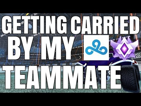 GETTING CARRIED BY MY TEAMMATE | 2V2 COMMS WITH GIMMICK