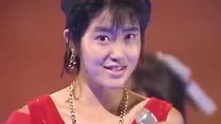 荻野目洋子 - Dance Beatは夜明けまで 荻野目洋子 検索動画 23