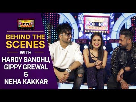 Car Nachdi/Hornn Blow: Behind the Scenes   Mixtape   Gippy Grewal ,Harrdy Sandhu & Neha Kakkar
