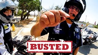POLICE vs MOTORCYCLE | ANGRY & COOL COPS vs BIKERS  |  [ Episode 126]
