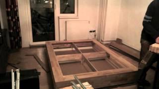 Ikea Mandal - Time-lapse