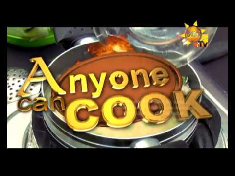 anyone can cook|eng