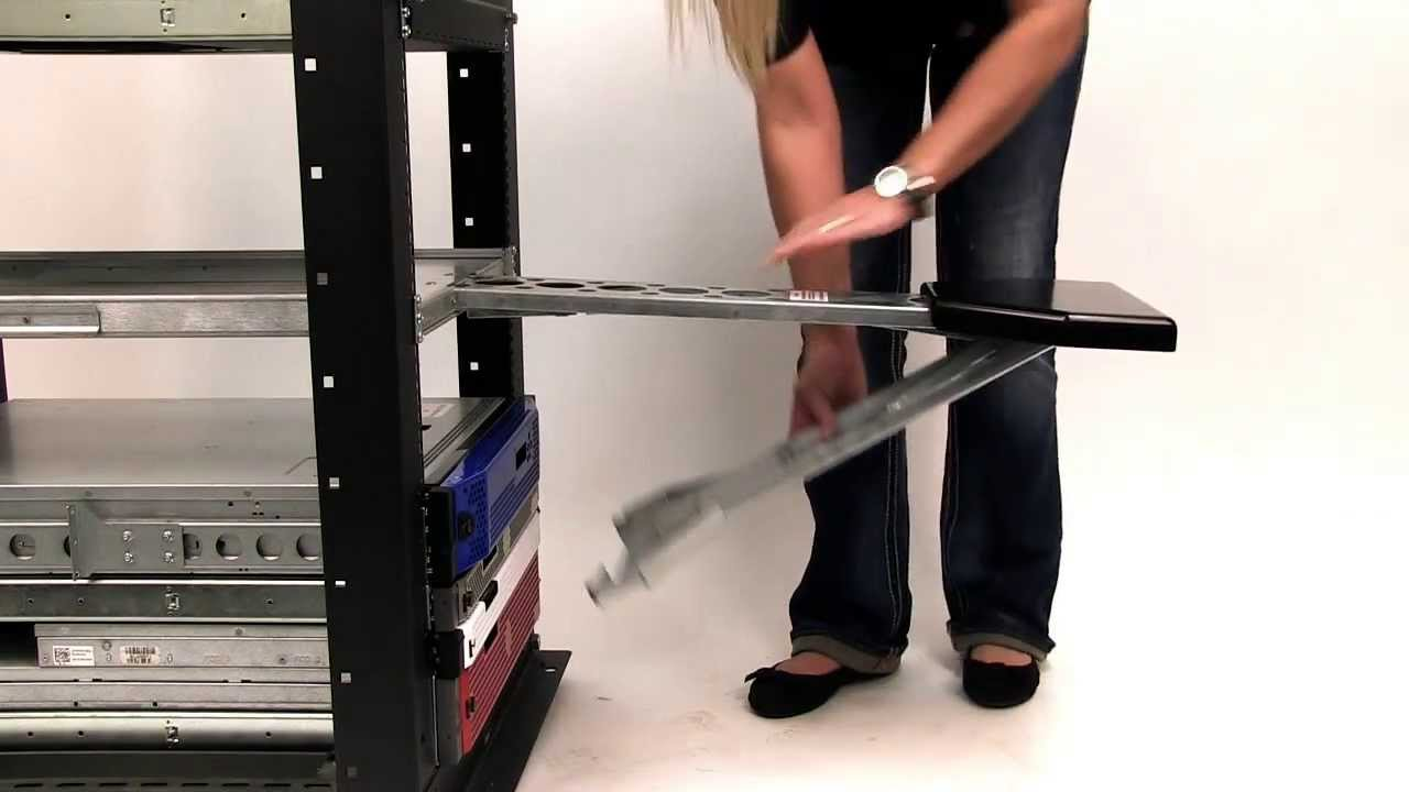 Rack Sliding Seat from Rack Solutions