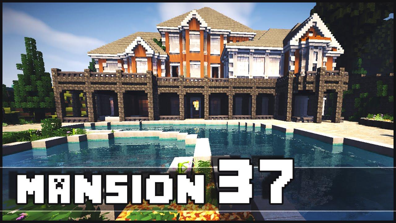 Nice Minecraft   Mansion 37   YouTube