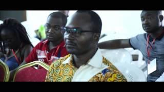 Tu es né pour vaincre   Bacome NIAMBA   TEDxGrandBassam