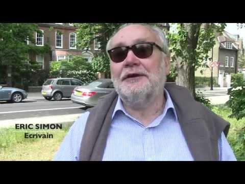 Londres : Clapham par Eric Simon