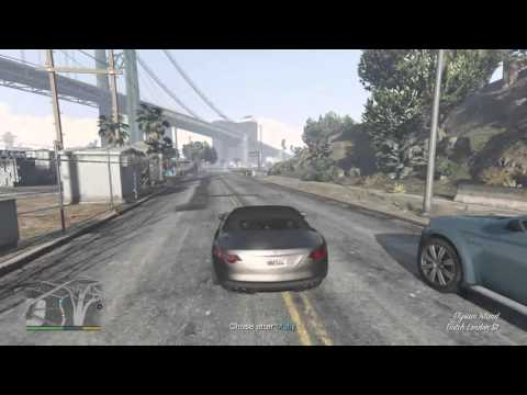 GTA 5 - Legal Trouble