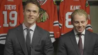 BHTV Panel: Kane and Toews Outtakes