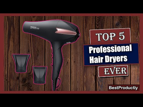 Best Hair Dryers 2020.5 Best Professional Hair Dryers 2020 Youtube