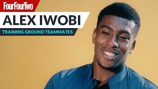 Alex Iwobi |