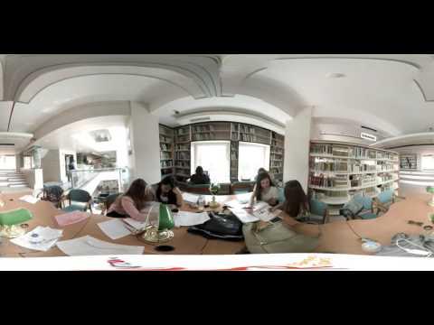 MezunVR Campus Tours