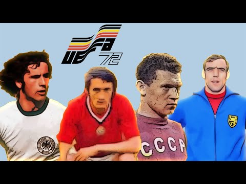Todos los goles de la Eurocopa 1972 - All goals Euro 1972