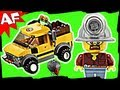 Lego City MINING 4x4 set 4200 Animated Building Review