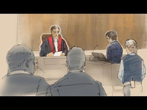 Alexandre Bissonnette passera au moins 40 ans en prison