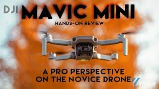 DJI Mavic Mini: A pro perspective on the novice drone