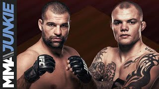 UFC Fight Night Hamburg: pre-event facts