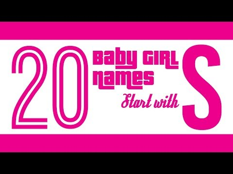 Baby Girl Names Start with S, Baby Girl Names, Name for Girls, Girl Names, Unique Girl Names, Girls