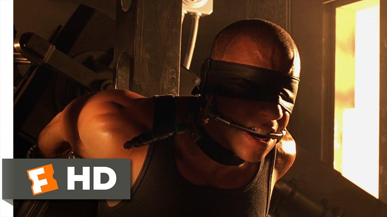 Download Pitch Black (1/10) Movie CLIP - Dislocated Escape (2000) HD