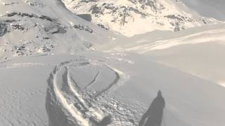 session freeride à Val d'isere Thumbnail