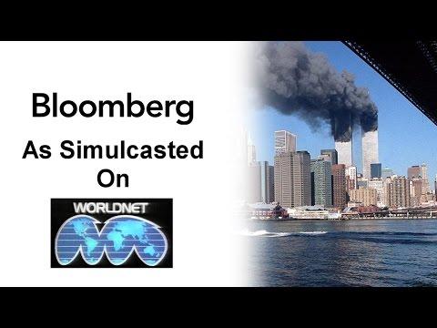 Bloomberg a la WORLDNET on Sept. 11 (9:58 AM EST - 10:30 AM)