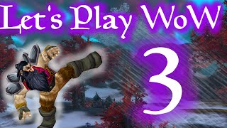 World Of Warcraft Let's Play Part 3: Boar Ribs!