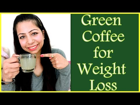 Green Coffee for Weight Loss | How To Make Green Coffee to Lose Weight in a Month