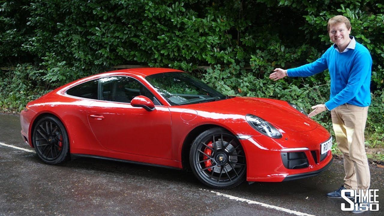 Porsche daily driver