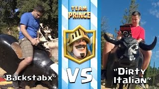 Clash Royale: Arena Battles, Prince