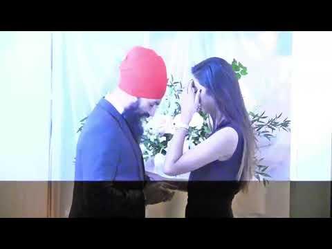 Jagmeet Singh proposes to designer Gurkiran Kaur