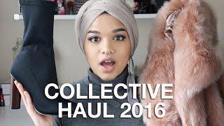 COLLECTIVE HAUL 2016 | ZARA, H&M, PUBLIC DESIRE