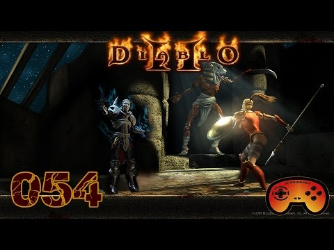 Diablo 2 #054 Huhu Mama! - S3 - Let's Play Diablo 2 Lord of Destruction - Gameplay