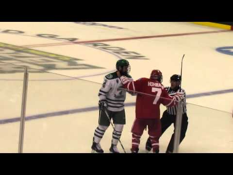 2015 Frozen Four - Boston University vs. North Dakota