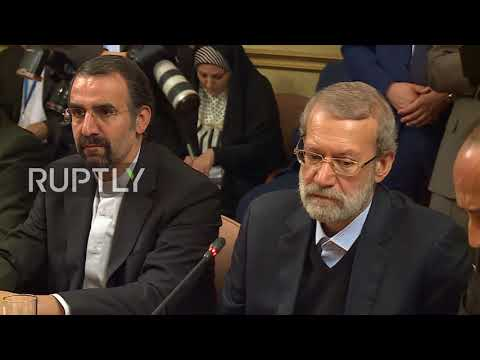 Russia: 'Americans repeatedly violated the nuclear agreement' - Iran parliament speaker