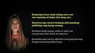 Download Mp3 Lirik Dan Arti Kidung Wahyu Kolosebo - Devi Geranium