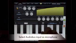 iVoxel - Vocoder for Audiobus