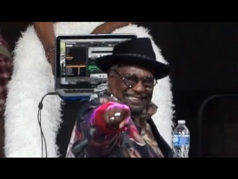 George Clinton & P-Funk Full Show (Part 1) - Artscape 2015, Baltimore ........* HIGH QUALITY SOUND*