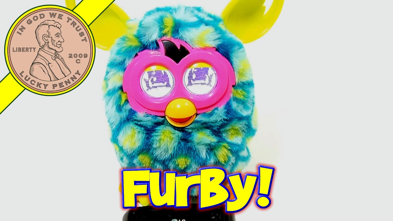 how to change furby voice
