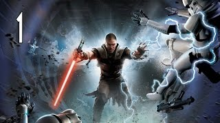Star Wars: The Force Unleashed - Walkthrough Part 1 Gameplay