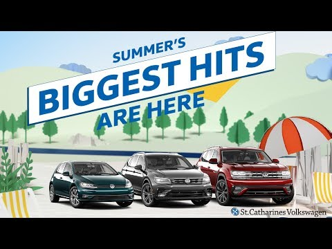 St. Catharines VW Summer's Biggest Hits - July