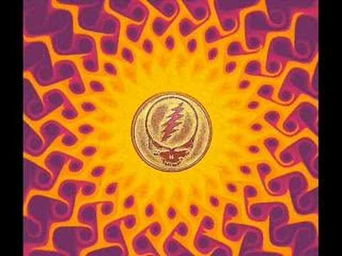 Grateful Dead China-Cat Sunflower