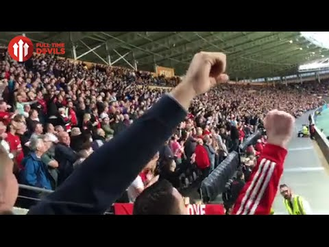 FAN CHANTS! | Hull City 0-1 Manchester United | Premier League