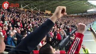 FAN CHANTS! | Hull City 0-1 Manchester United | Premier League