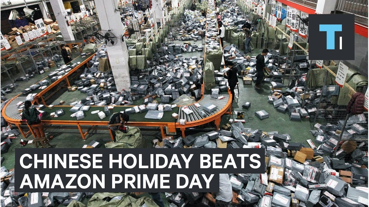 Why Amazon's Prime Day Has Nothing On Alibaba's Singles' Day