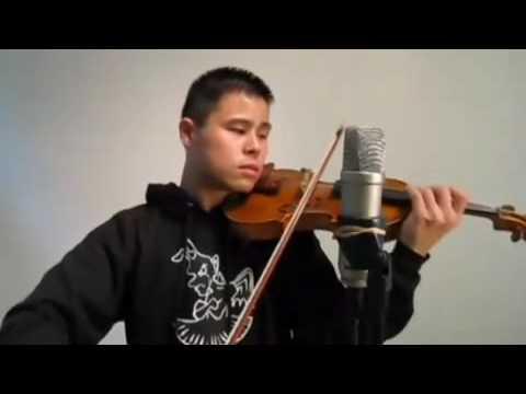 Paul Dateh - Hip Hop Violin Caprice ( just borrowed this video )