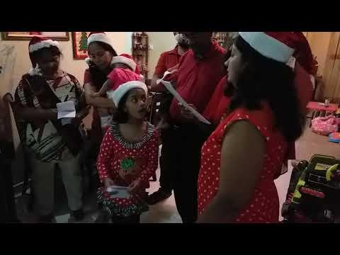 Family Christmas Carol 2017