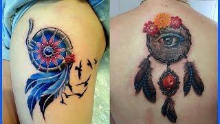 Los Mejores Tatuajes De Atrapasueños By Los Mejores Tatuajes Del Mundo