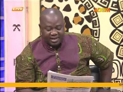 Asem Kesee - Badwam on Adom TV (14-9-15)